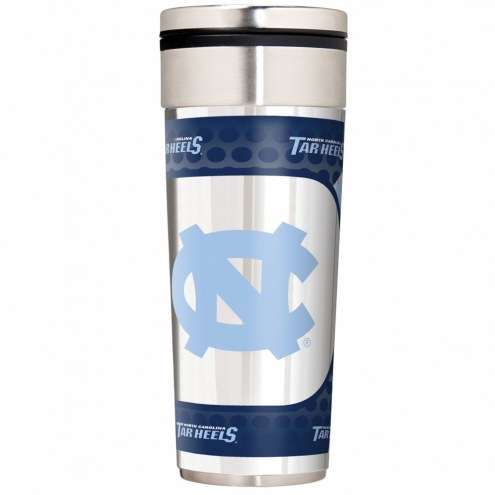 North Carolina Tar Heels 22 oz. Hi Def Travel Tumbler