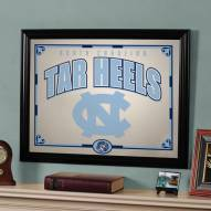 "North Carolina Tar Heels 23"" x 18"" Mirror"