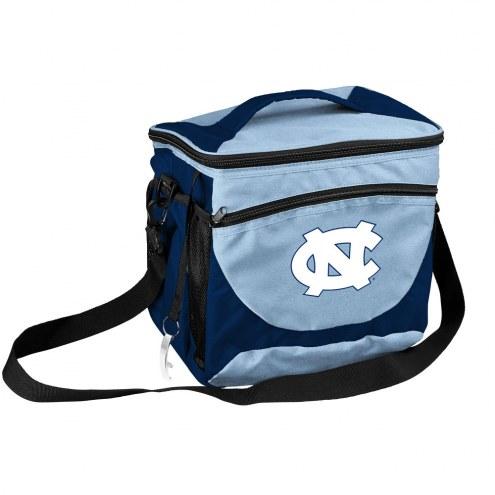 North Carolina Tar Heels 24 Can Cooler