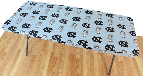 North Carolina Tar Heels 6' Logo Table Cover