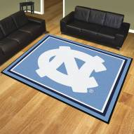 North Carolina Tar Heels 8' x 10' Area Rug