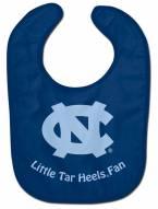 North Carolina Tar Heels All Pro Little Fan Baby Bib
