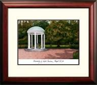 North Carolina Tar Heels Alumnus Framed Lithograph