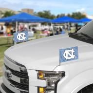North Carolina Tar Heels Ambassador Car Flags