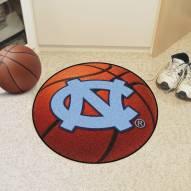 North Carolina Tar Heels Basketball Mat