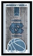 North Carolina Tar Heels Basketball Mirror