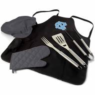 North Carolina Tar Heels BBQ Apron Tote Set