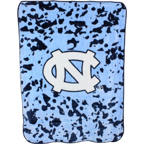 North Carolina Tar Heels Bedspread