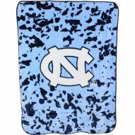 North Carolina Tar Heels Bedspread