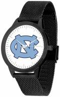North Carolina Tar Heels Black Mesh Statement Watch