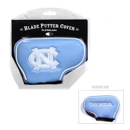 North Carolina Tar Heels Blade Putter Headcover