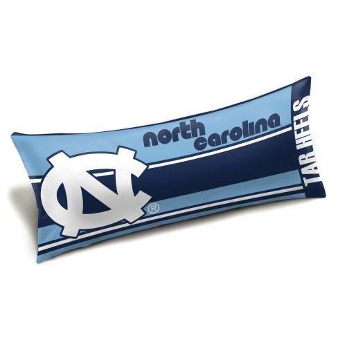 North Carolina Tar Heels Body Pillow