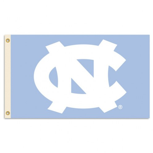 North Carolina Tar Heels Premium 3' x 5' Flag