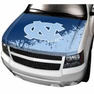 North Carolina Tar Heels Car Hood Cover