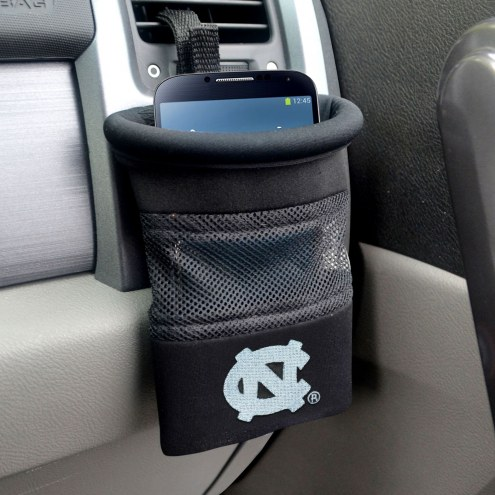 North Carolina Tar Heels Car Phone Caddy