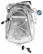 North Carolina Tar Heels Clear Event Day Pack