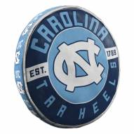 North Carolina Tar Heels Cloud Travel Pillow