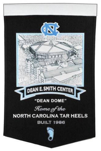 North Carolina Tar Heels College Stadium Banner