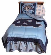 North Carolina Tar Heels Comforter Set