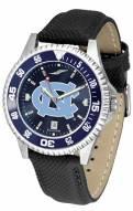 North Carolina Tar Heels Competitor AnoChrome Men's Watch - Color Bezel