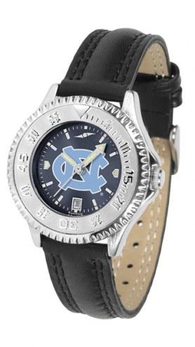 North Carolina Tar Heels Competitor AnoChrome Women's Watch