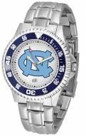 North Carolina Tar Heels Competitor Steel Men's Watch