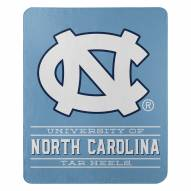 North Carolina Tar Heels Control Fleece Blanket