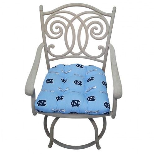 North Carolina Tar Heels D Chair Cushion