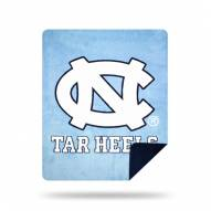 North Carolina Tar Heels Denali Sliver Knit Throw Blanket