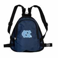 North Carolina Tar Heels Dog Mini Backpack