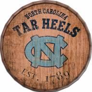 "North Carolina Tar Heels Established Date 16"" Barrel Top"