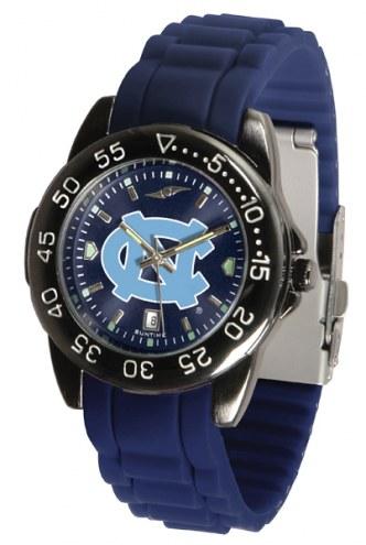 North Carolina Tar Heels FantomSport AC AnoChrome Men's Watch