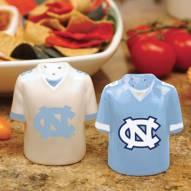 North Carolina Tar Heels Gameday Salt and Pepper Shakers