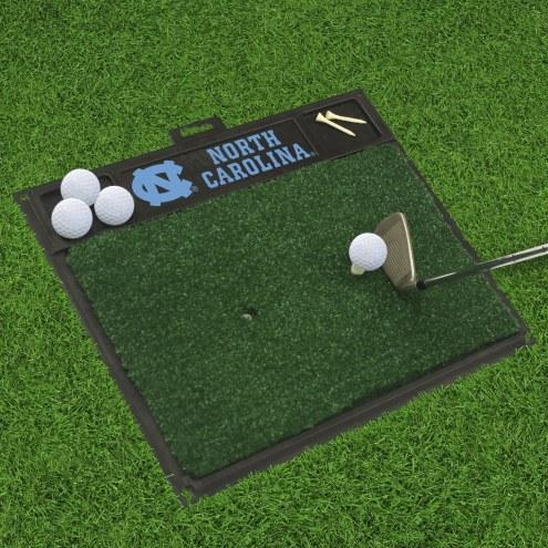 North Carolina Tar Heels Golf Hitting Mat