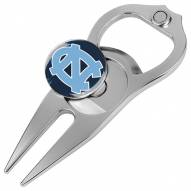 North Carolina Tar Heels Hat Trick Golf Divot Tool