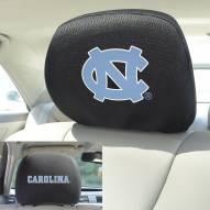North Carolina Tar Heels Headrest Covers