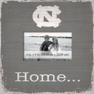 North Carolina Tar Heels Home Picture Frame