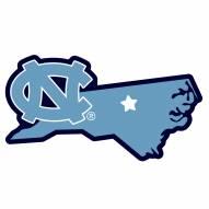 "North Carolina Tar Heels Home State 11"""" Magnet"