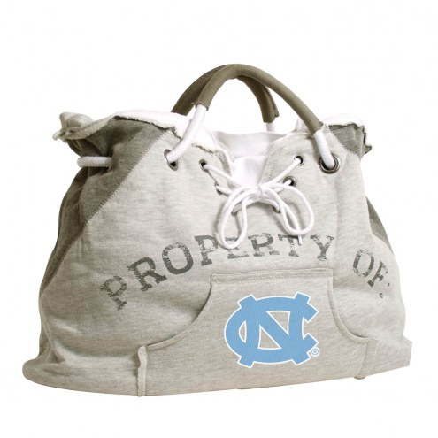 North Carolina Tar Heels Hoodie Tote Bag