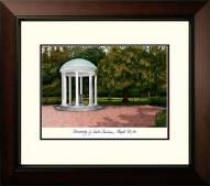 North Carolina Tar Heels Legacy Alumnus Framed Lithograph