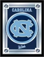 North Carolina Tar Heels Logo Mirror