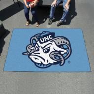 North Carolina Tar Heels Logo Ulti-Mat Area Rug