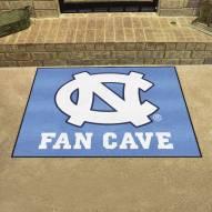 North Carolina Tar Heels Man Cave All-Star Rug