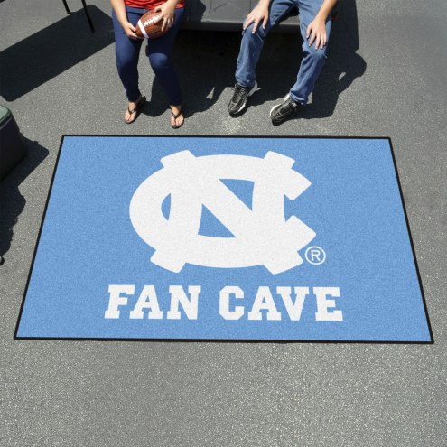 North Carolina Tar Heels Man Cave Ulti-Mat Rug