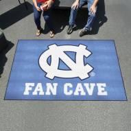 North Carolina Tar Heels Man Cave Ulti-Mat Rug