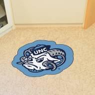 North Carolina Tar Heels Mascot Mat