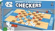 North Carolina Tar Heels Checkers