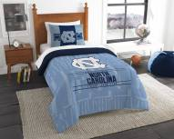 North Carolina Tar Heels Modern Take Twin Comforter Set