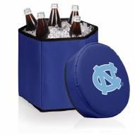 North Carolina Tar Heels Navy Bongo Cooler