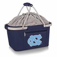 North Carolina Tar Heels Navy Metro Picnic Basket